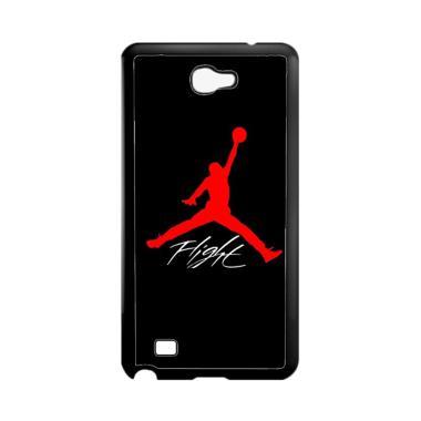 Acc Hp Air Jordan Flight X6020 Custom Casing for Samsung Galaxy Note 2