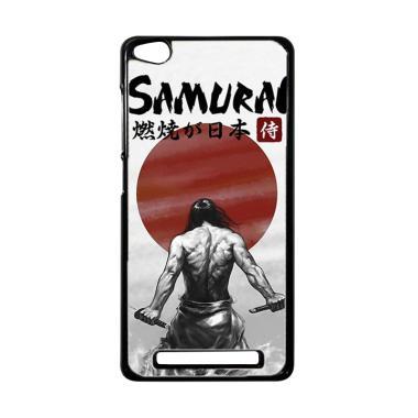 Acc Hp Samurai Japan E0173 Custom Casing for Xiaomi Redmi 3