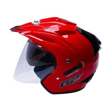 G2 Helmet Exterminator Solid Helm Half Face