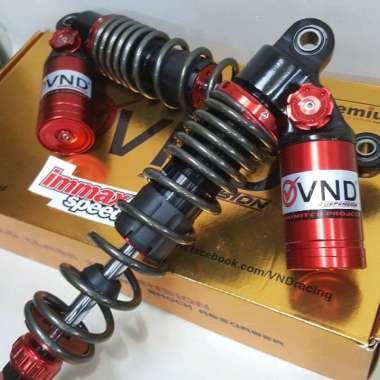 harga VND Tabung Atas Miring yamaha rx king honda revo supra 125 x 340mm 340 mm sokbreker Shockbreaker sho Blibli.com