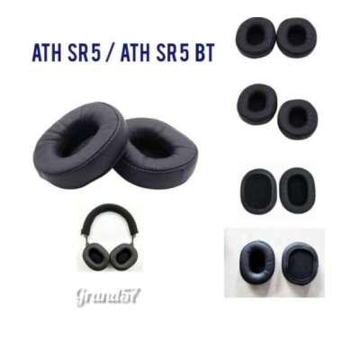 harga Dijual Busa foam headphone cover ath sr5 ath sr5bt ath sr 5 audio technica Limited Blibli.com