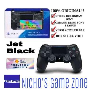 harga PS4 DualShock 4 Wireless Controller Jet Black Blibli.com