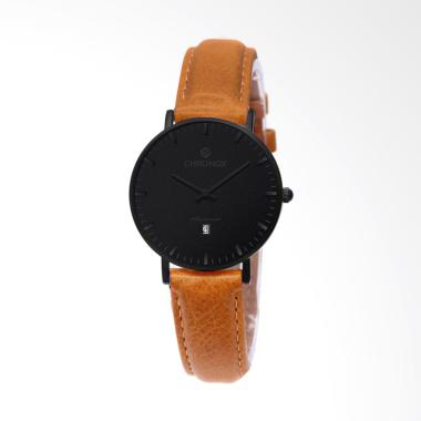 CHRONOX CX1007 A Strap Leather Jam Tangan Wanita
