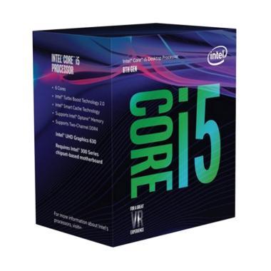 Intel Core i5-8400 Box Coffee Lake 1151 Processor [2.8Ghz]