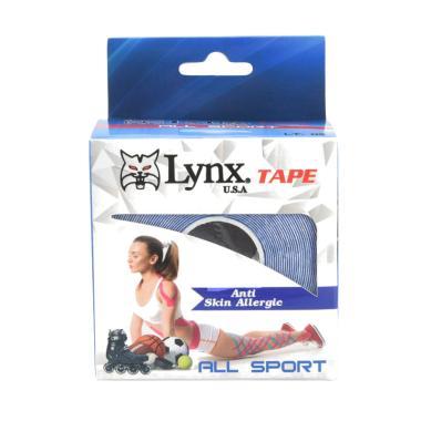 harga Lynx Kinesio Tape Anti Alergy Plester Cedera Olahraga Blibli.com
