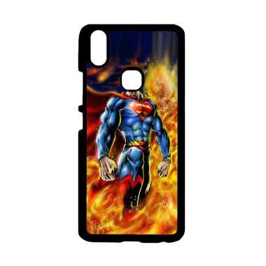 OEM Superman Fire Nex Custom Hardcase Casing for VIVO V9