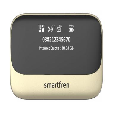 Smartfren Andromax M6 Mifi Modem Router 4g Support Powerbank