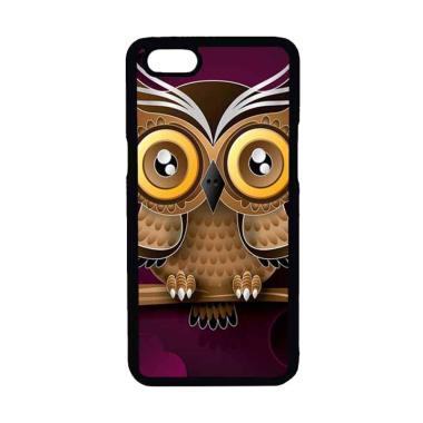 OEM Owl Color Custom Hardcase Casing for OPPO A83