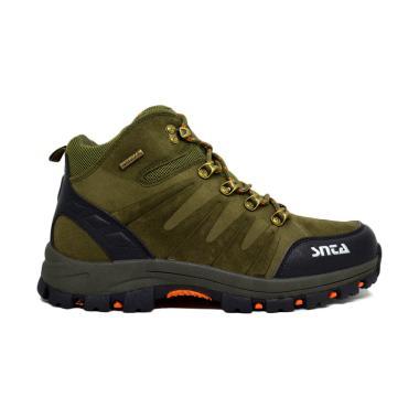 Snta 479 Footwear Sepatu Gunung Pria - Green bc3421e842