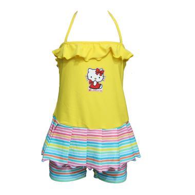 Lasona TRDP-H3231J-L01913 Rok Terusan Renang Anak Perempuan - Rainbow