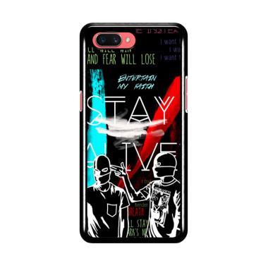 harga Flazzstore Twenty One Pilots Stay Alive Z2787 Premium Casing for Oppo Realme C1 Blibli.com