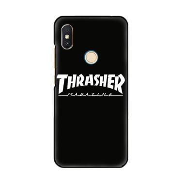 f1efb38230e5 Flazzstore Thrasher Magazine Skate Z4741 Premium ...