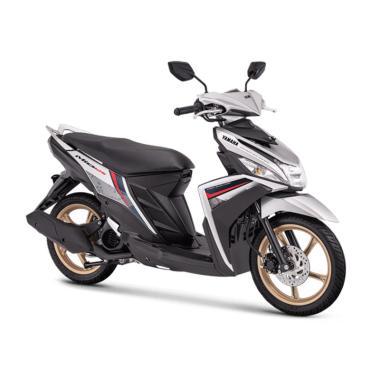 Yamaha New Mio M3 125 AKS SSS Sepeda Motor [VIN 2019/ OTR Jawa Barat]