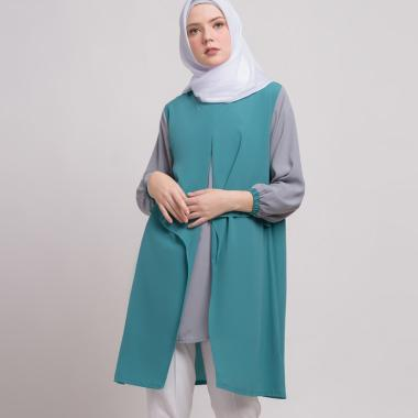 Jual Model Baju Atasan Muslim Wanita Terbaru   Trendy - Harga Murah ... e09a14ce30