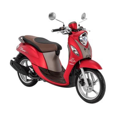 harga Yamaha New Fino Grande 125 Blue Core Sepeda Motor [VIN 2019/ OTR Aceh & Medan] Blibli.com