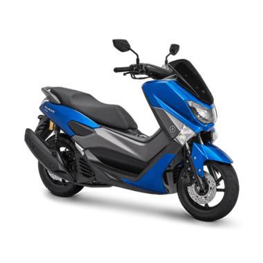 Yamaha New NMAX 155 Non ABS Sepeda Motor [VIN 2019/ OTR Aceh & Medan]