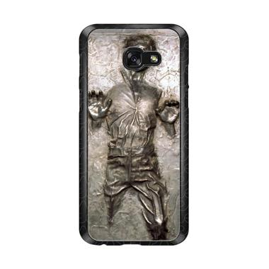 harga Acc Hp Star Wars Han Solo Frozen in Carbonite L1674 Custom Casing for Samsung Galaxy A3 2017 Blibli.com