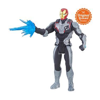 harga Hasbro The Avengers 6 inch Movie Team Suit Iron Man Action Figure Blibli.com
