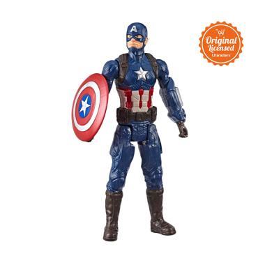 harga Hasbro The Avengers Titan Hero Movie Cap Action Figure Blibli.com