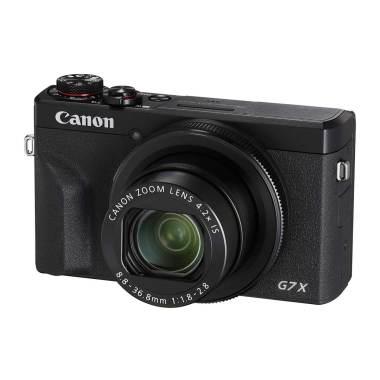 Canon PowerShot G7X Mark III Kamera Pocket - Black BLACK
