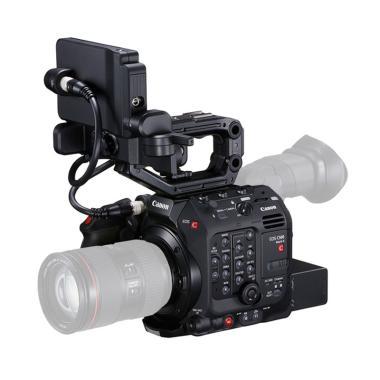 ANEKAFOTO Canon EOS C500 Mark II 5.9K Full-Frame Kamera Video Profesional GARANSI RESMI BLACK