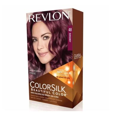 Revlon ColorSilk - 48 Burgundy