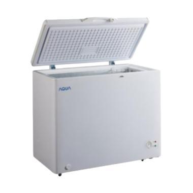 Sanyo Chest Freezer [200 L/Khusus JABODETABEK]