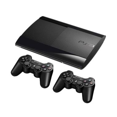 SONY PS3 Super Slim with 2 Stick &  [ HDD 250 GB / Full Game]