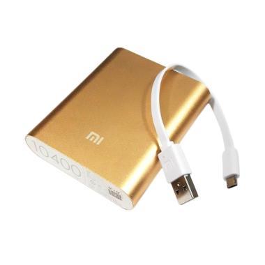 Powerbank Xiaomi - Gold [10400 mAh]