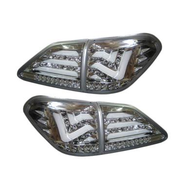 Axis Led Bar Chrome Stop Lamp For Lexus 2007-2013