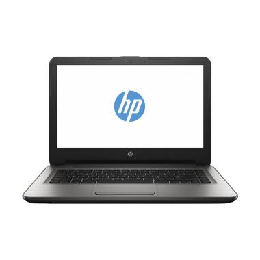HP 14-AN029AU Notebook - Silver [14 Inch/AMD A4 7210/ 500GB]