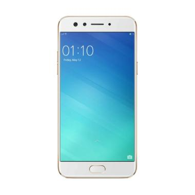 OPPO F3 Smartphone - Rose Gold [64GB/ 4GB]