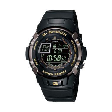 Casio G-Shock G-7710 Jam Tangan Pria - Hitam