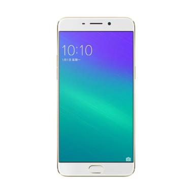Oppo F1S New Smartphone - Gold [64GB/ 4GB]