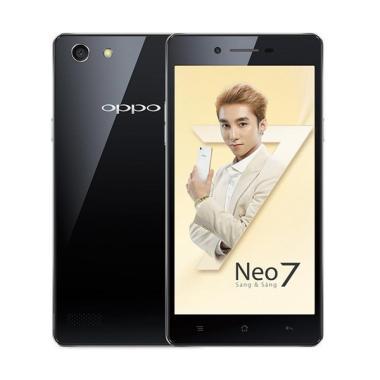 OPPO Neo 7 A33W Smartphone - Black [16 GB/ 1 GB]