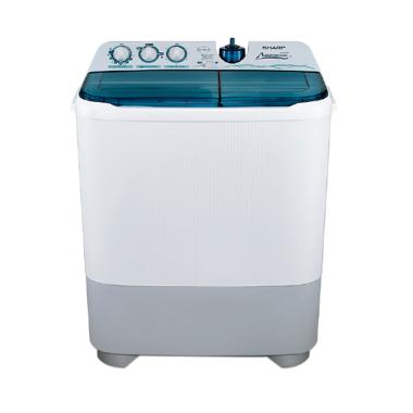 SHARP ES-T85CR-BK Washing Machine [8 kg]