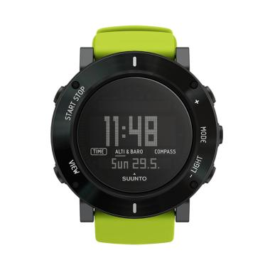Suunto Core Jam Tangan Sport - Lime Crush [SS020693000]