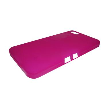 Capdase Soft Jacket Lamina Casing for Blackberry Z10 - Pink