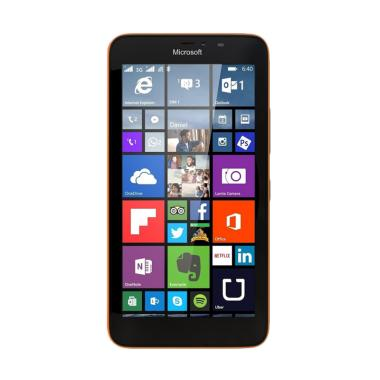 Jual Microsoft Lumia 640 XL Smartphone - Orange [8 GB/1 GB] Harga Rp 2999000. Beli Sekarang dan Dapatkan Diskonnya.