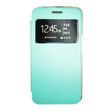 Gea Flip Cover Casing for Samsung Galaxy Z2 - Hijau