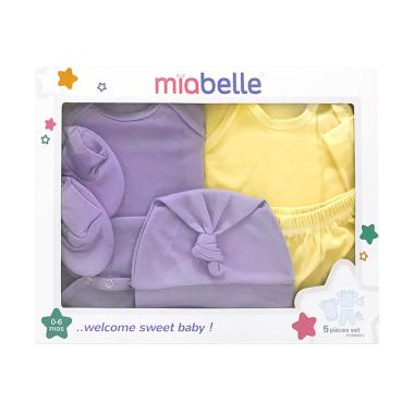 Miabelle GSMB001-UK Baby Gift Set