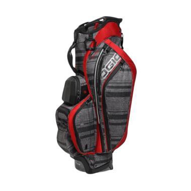 OGIO Pisa Golf Cart Bag - Strilux Red