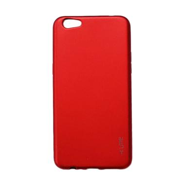 Ume Emerald TPU Casing for OPPO F3 Plus - Red