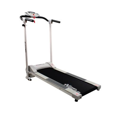 Bodimax Running Machine + Double Bonus (AB Wheel+Dumbel)