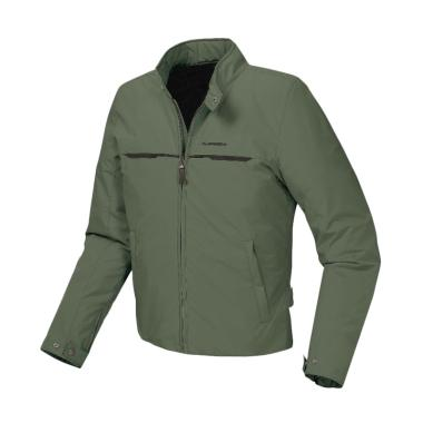 Spidi 608 Tex Jaket Motor - Dark Green