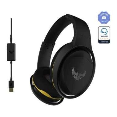 harga Asus TUF Gaming H5 - Gaming Headset Hitam Blibli.com