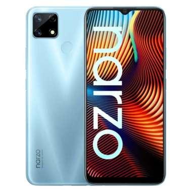 realme narzo 20 4/64GB smartphone Biru