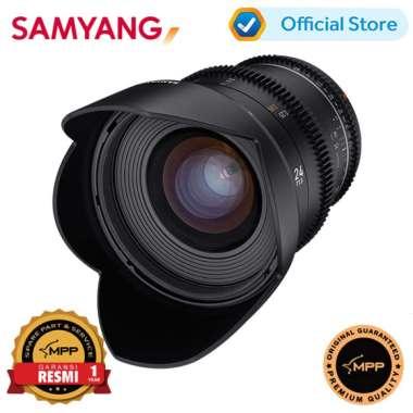 Samyang VDSLR 24mm T1.5 MK2 Nikon F