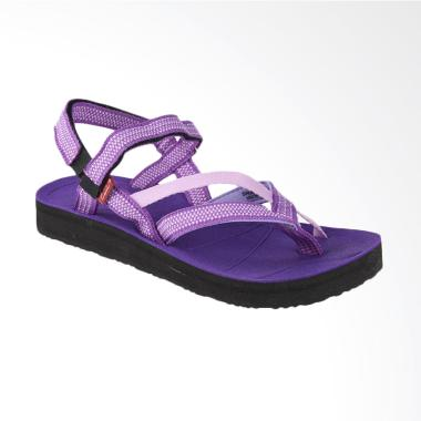 Carvil SAUDI-GL Sandal Wanita - Purple
