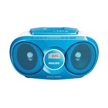 harga Philips AZ215N BoomBox - Blue Blibli.com
